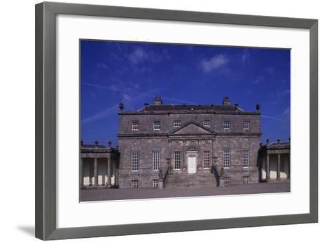 Russborough House, 1741--Framed Art Print