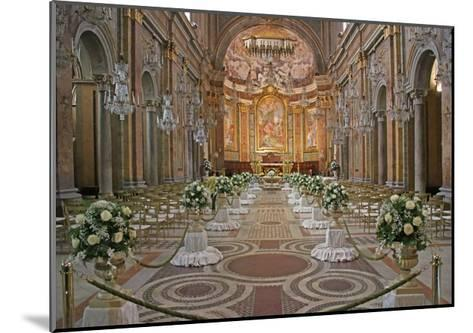 The Nave--Mounted Giclee Print