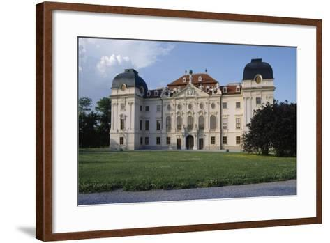 Riegersburg Castle--Framed Art Print