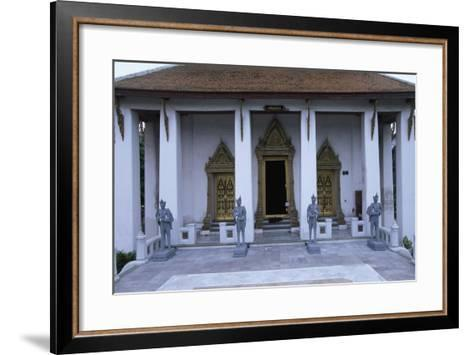 Thailand, Bangkok, National Museum--Framed Art Print