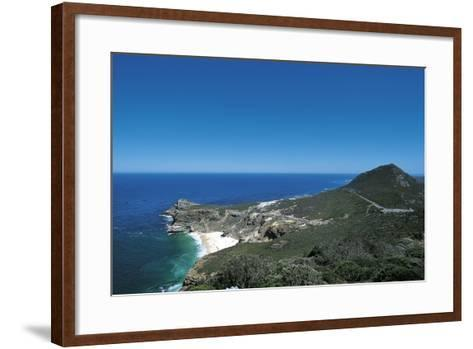 South Africa, Western Cape Province, Cape Town, Cape of Good Hope Nature Reserve--Framed Art Print