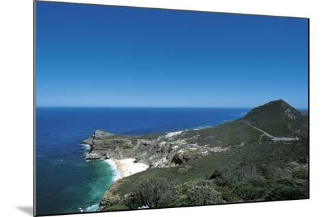 South Africa, Western Cape Province, Cape Town, Cape of Good Hope Nature Reserve--Mounted Giclee Print