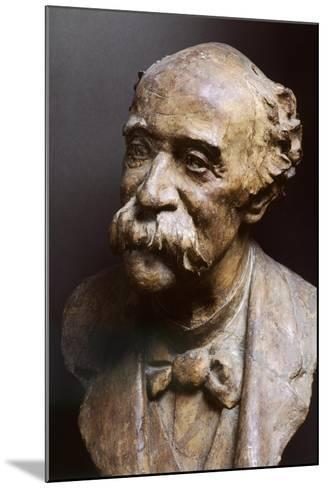 Giovanni Fattori Bust, 19th-20th Century--Mounted Giclee Print