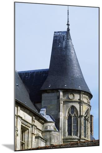View of Nantouillet Castle, Ile-De-France, France, 16th Century--Mounted Giclee Print