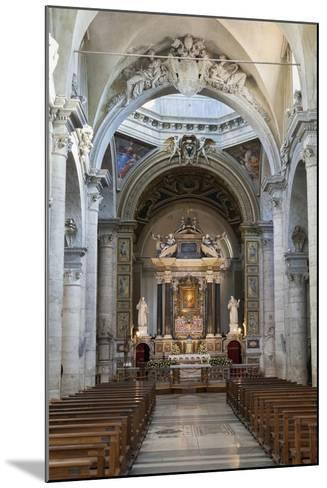 Apse of the Church of Santa Maria Del Popolo Designed Bramante, Rome, Italy--Mounted Giclee Print