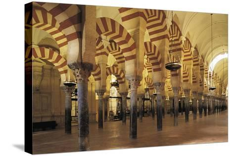 Spain, Andalusia, Cordoba Great Mosque of Cordoba, Christian Cathedral Since 1236--Stretched Canvas Print
