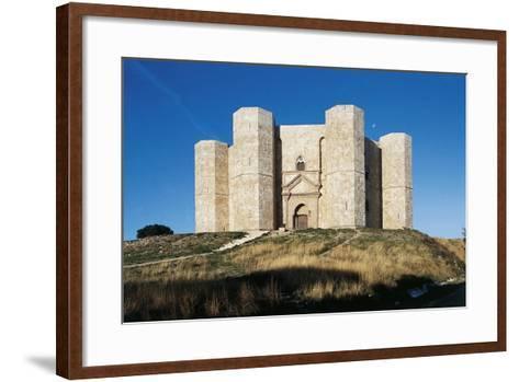 Castel Del Monte, 1229-1249--Framed Art Print