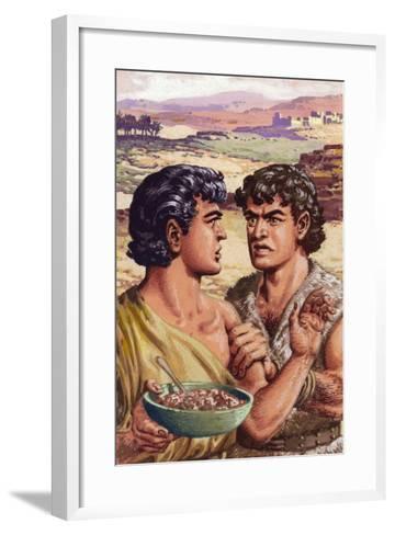 Jacob-Pat Nicolle-Framed Art Print