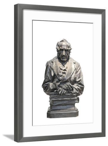 Alessandro Manzoni, 1875-Ercole Rosa-Framed Art Print
