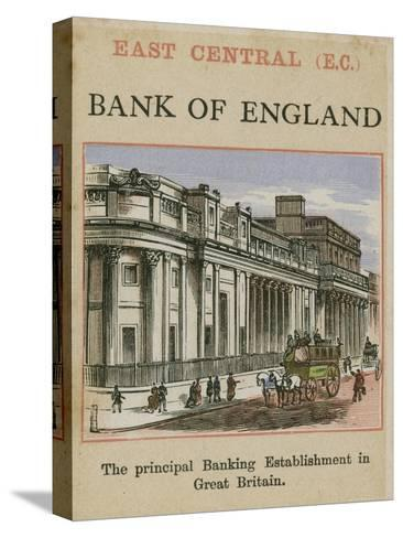 Bank of England--Stretched Canvas Print