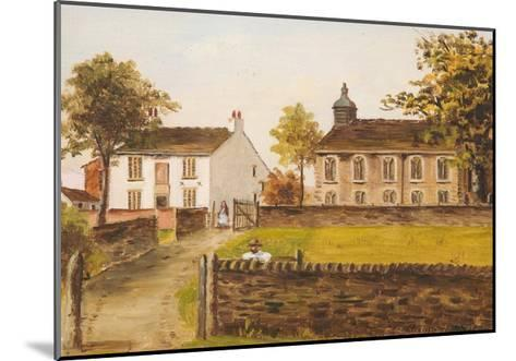 Ashworth Church, Rochdale, Lancashire, 1891-E. Beaumont-Mounted Giclee Print