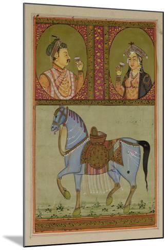 Shah Jahan--Mounted Giclee Print