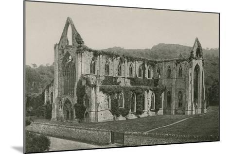 Tintern Abbey-English Photographer-Mounted Photographic Print