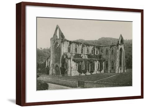 Tintern Abbey-English Photographer-Framed Art Print
