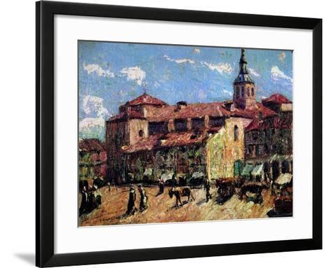 Segovia, Spain, C.1916-17-Ernest Lawson-Framed Art Print