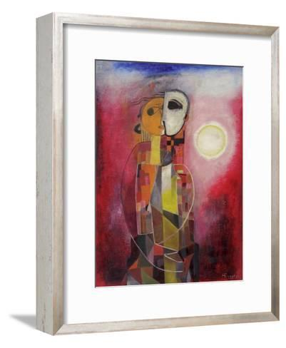 Lovers, C.1945-50-Anneliese Everts-Framed Art Print