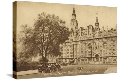 Imperial Hotel Russell Square, London--Stretched Canvas Print