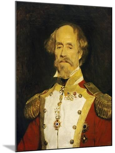 Portrait of Spanish General-Giovanni Boldini-Mounted Giclee Print
