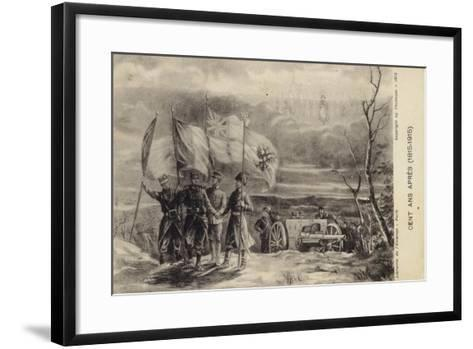 A Hundred Years Later--Framed Art Print