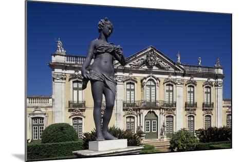 18th Century Queluz Palace, Queluz, Portugal--Mounted Giclee Print