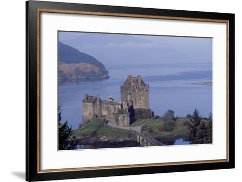 Eilean Donan Castle, Loch Duich, Highlands, Scotland, 13th-20th Century--Framed Art Print
