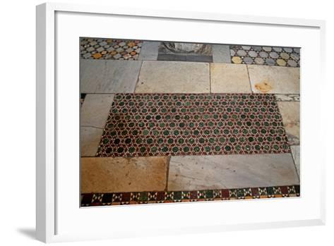 Cosmati Pavement--Framed Art Print