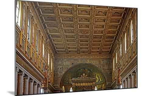 Nave and Ceiling--Mounted Giclee Print