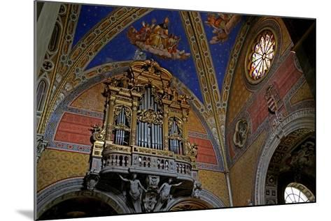 The South Transept of the Church--Mounted Giclee Print