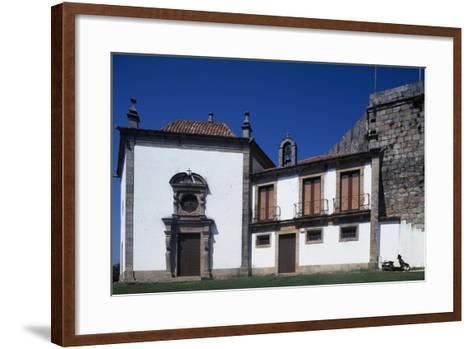 Church of Our Lady of the Incarnation, Castle of Santa Maria Da Feira, Portugal--Framed Art Print