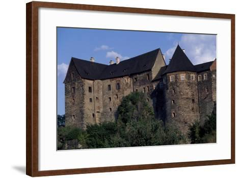 Loket Castle, Karlovy Vary, Czech Republic--Framed Art Print
