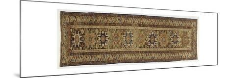 Rugs and Carpets: Russia - Dagestan - Woollen Kilim Carpet--Mounted Giclee Print
