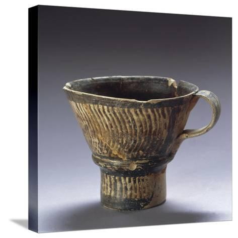 Kephtiu Type Cup, from Elbasan, Albania--Stretched Canvas Print