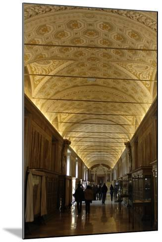 Vatican Museums, Interior--Mounted Giclee Print