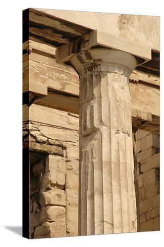 Parthenon, Athens, Greece--Stretched Canvas Print