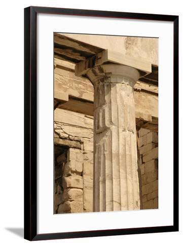 Parthenon, Athens, Greece--Framed Art Print