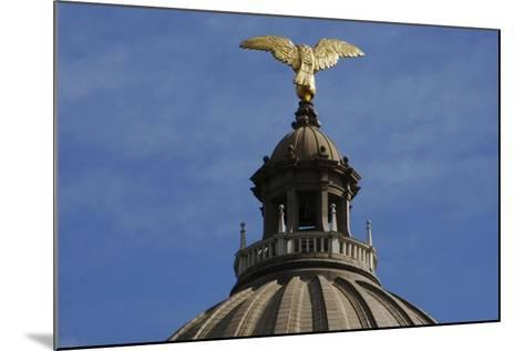 Jackson, Mississippi State Capitol, State of Mississipi, USA--Mounted Giclee Print