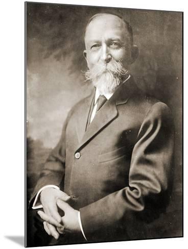 Portrait of John Harvey Kellogg--Mounted Photographic Print