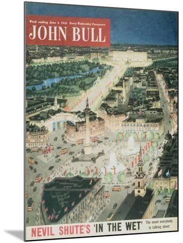 Front Cover of 'John Bull', June 1953--Mounted Giclee Print