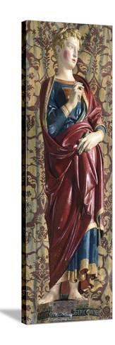 Gabriel by Jacopo Della Quercia--Stretched Canvas Print