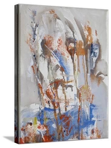 Head of a Man, 2009-Stephen Finer-Stretched Canvas Print