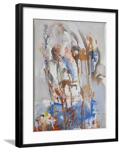 Head of a Man, 2009-Stephen Finer-Framed Art Print