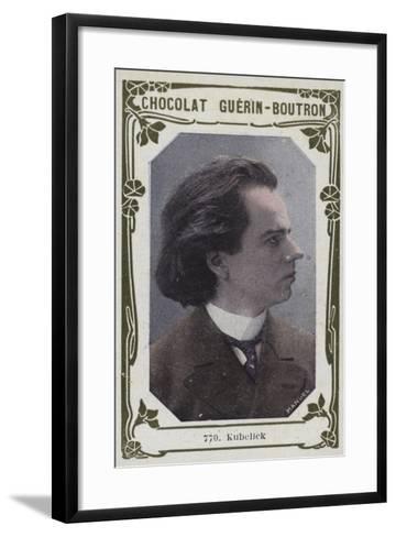 Kubelick--Framed Art Print