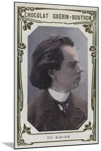 Kubelick--Mounted Giclee Print