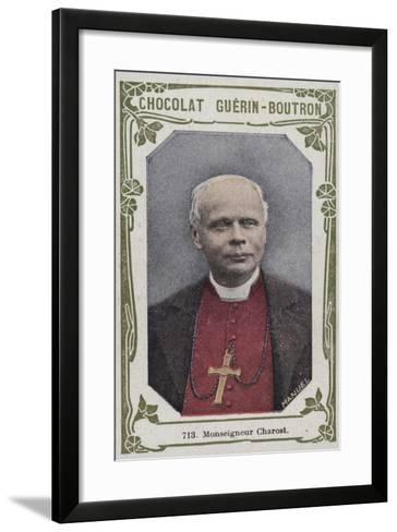 Monseigneur Charost--Framed Art Print