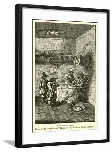 The Astrologer--Framed Art Print