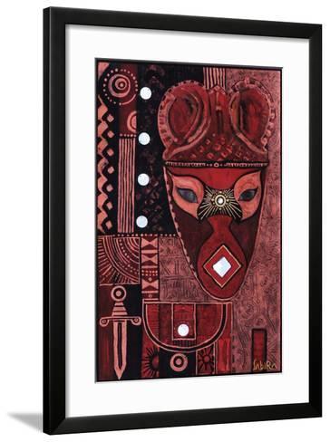 Justice, 2013-Sabira Manek-Framed Art Print
