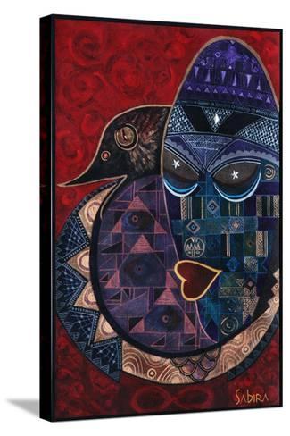 Magician, 2013-Sabira Manek-Stretched Canvas Print