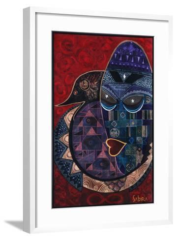 Magician, 2013-Sabira Manek-Framed Art Print