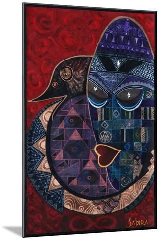 Magician, 2013-Sabira Manek-Mounted Giclee Print
