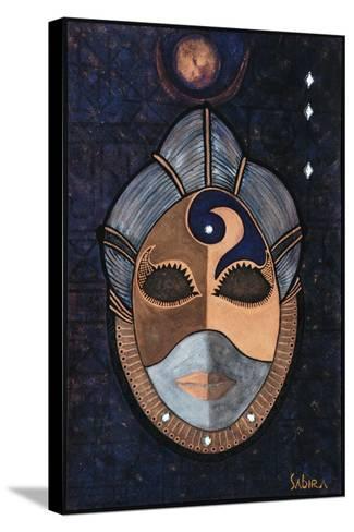 Priestess, 2013-Sabira Manek-Stretched Canvas Print